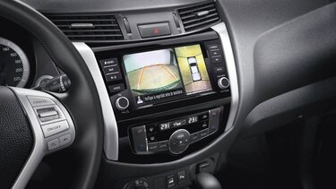 Cámara 360° - Renault Easy Connect Alaskan