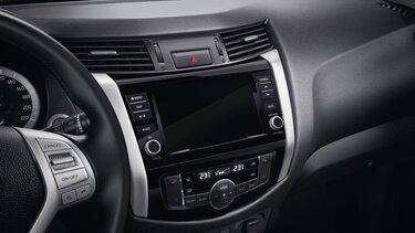 """Pantalla táctil de 8"""" - Renault Easy Connect Alaskan"""