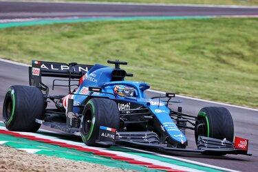 Formel 1 Rennstrecke Portugal