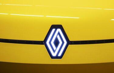 Neues Renault Logo