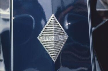Altes Renault Logo