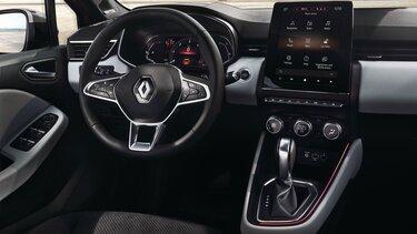 Renault CLIO Innenansicht vorne