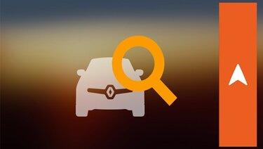 Finden Sie ganz einfach den Standort Ihres Renault