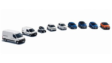 Renault Z.E. Range