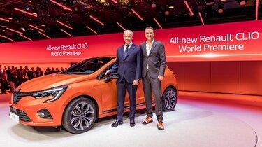 Renault Presse