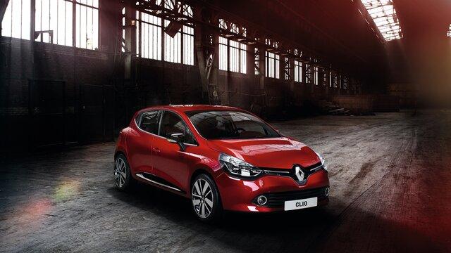 Renault Zeittafel