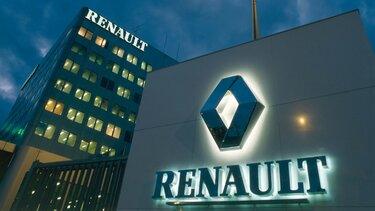 Renault Gebäude
