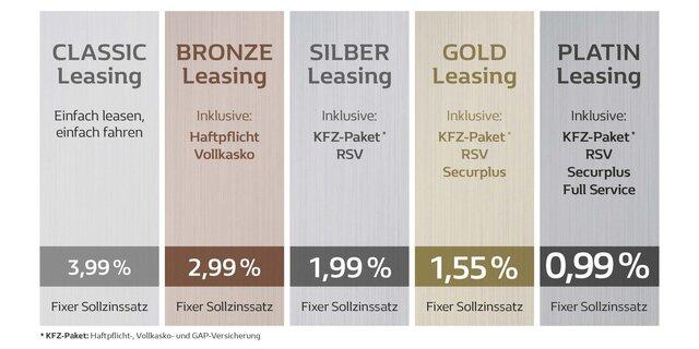 Renault Leasing Optionen