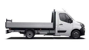 Renault– Umbau für Bordwand-Pritschenwagen