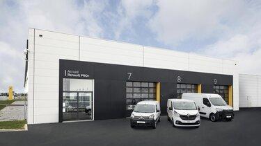 Renault Pro+: Netzwerk für Geschäftskunden