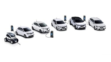 Renault Elektrofahrzeuge