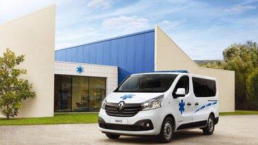Renault Einsatz- und Rettungsfahrzeuge