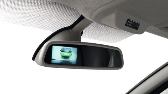 Renault Rückfahrkamera