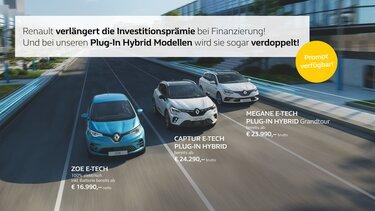 Renault EV Range