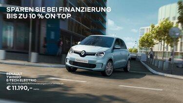 Renault Twingo E-Tech Electric
