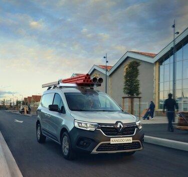 Neuer Renault Kangoo Van