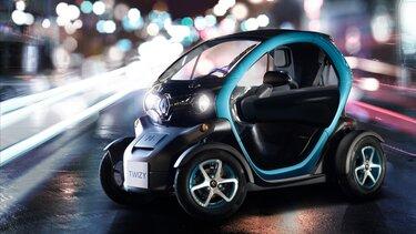 Renault Elektromobilität Twizy