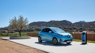Renault Elektromobilität