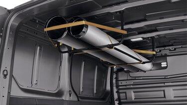 Renault Trägersystem innen