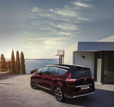 Renault Grand SCENIC Außendesign