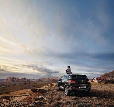 Renault Kadjar 4 Jahre Garantie
