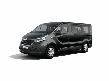 Neuer Renault TRAFIC Passenger