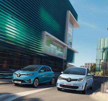 Renault Range Elektro