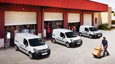 Renault Lkw-Optionen