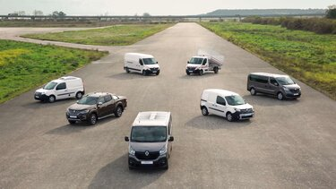 Renault Business Range