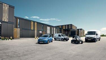 Renault Z.E. Fahrzeug-Angebot