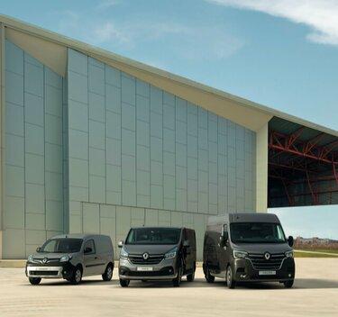 Renault Nutzfahrzeuge Range