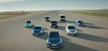 Renault Hybrid und Elektro