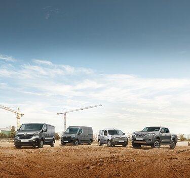 Renault  Nutzfahrzeug Range