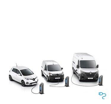 Renault Elektro Fahrzeuge