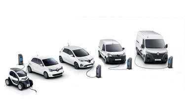 Elektrofahrzeuge Range