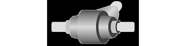 Achs-Verteilergetriebe