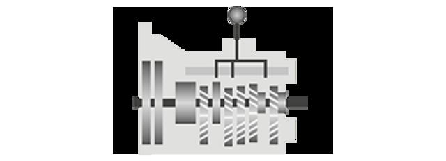 Schalt-Automatikgetriebe