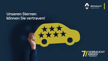 7 Sterne Gebrauchtwagen Aktion