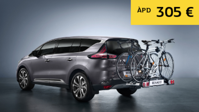 Porte-vélos - Renault