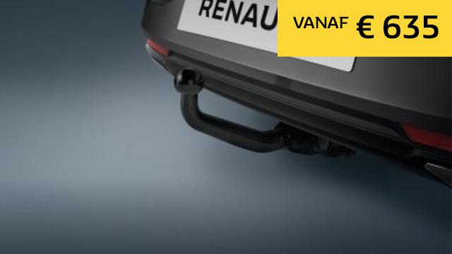 Zwanenhalstrekhaak - Renault