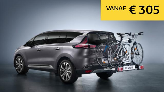 Fietsendragers - Renault