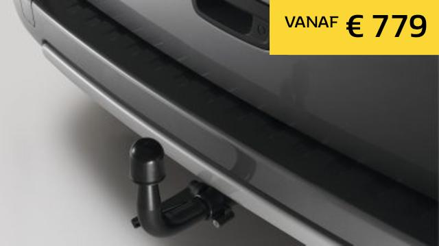 Trekhaak RDSO - Renault