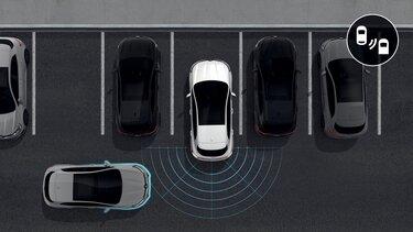 Renault MEGANE Corporate - Radar de recul