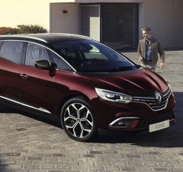 Renault Grand SCENIC - Buitenkant