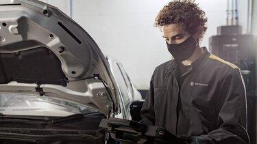 Een afspraak in onze werkplaats - Renault