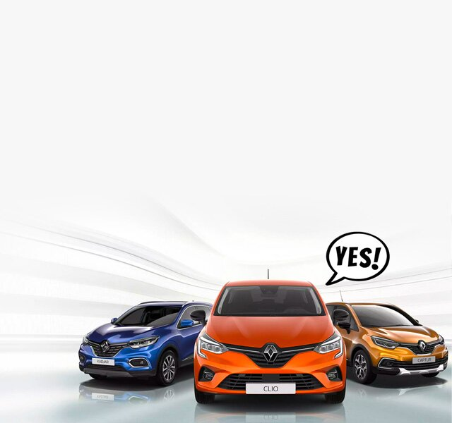 Renault YES! Deals