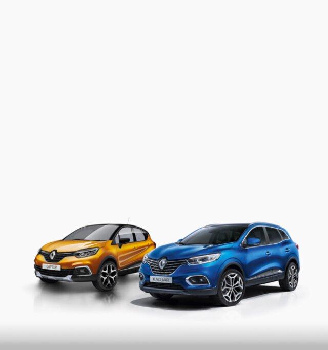 Déstockage Renault