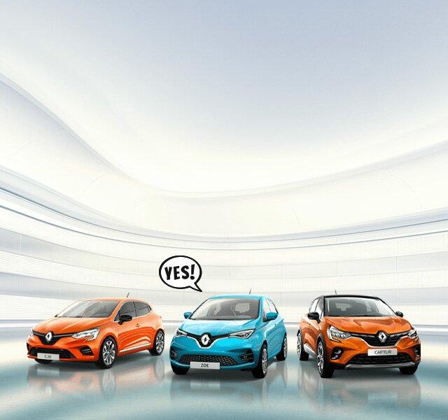 Offres Renault YES - Décembre 2019