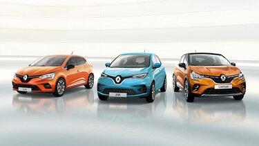 Véhicules de stock - Renault