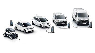 Voiture électriques - Renault